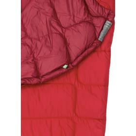 VAUDE Sioux 800 S Syn Sleeping Bag Dame dark indian red